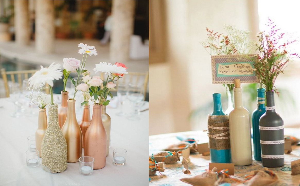 Elevate Your Wedding Decor Game With these Intriguing Table Arrangements