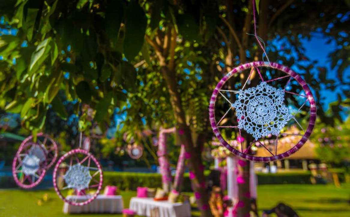 Quirky Wedding Decoration Ideas for Some Personal Touch