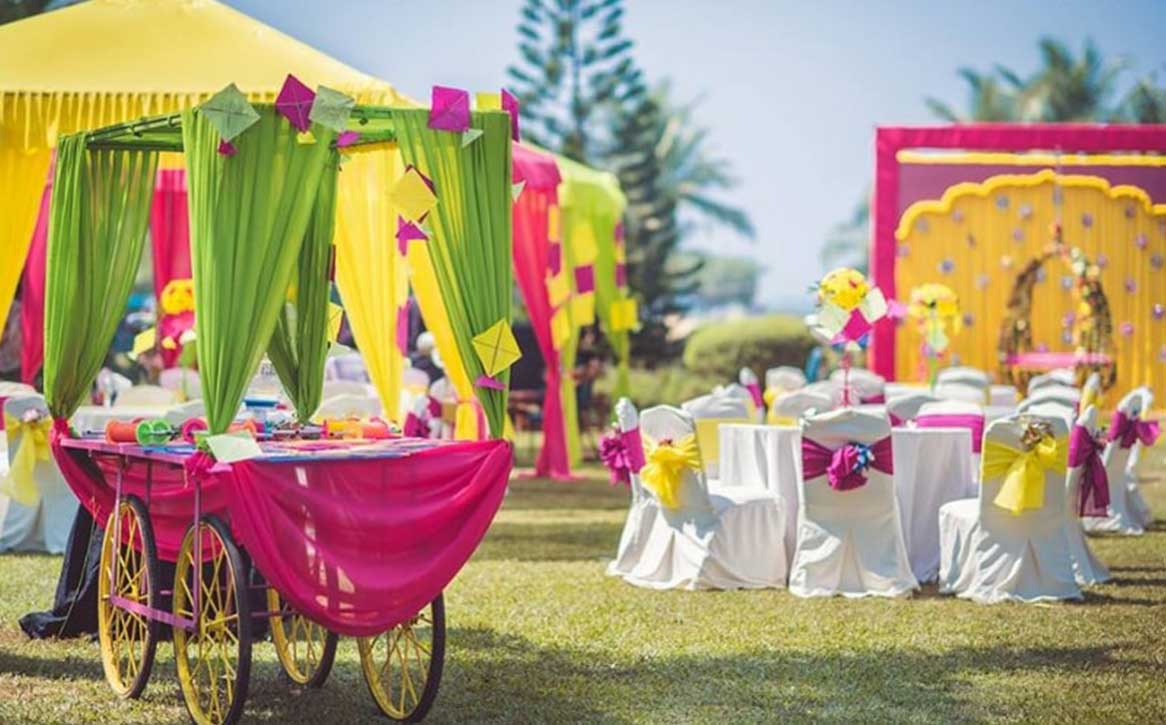 Kites: The best wedding decoration for your special day