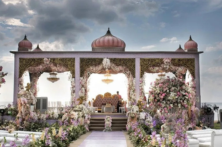 Amazing Wedding Themes That Simply Leave You Awestruck