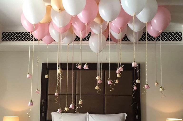 Sweep him off his feet by using these 9 birthday party Decoration Ideas at Home