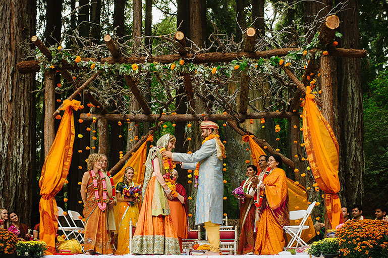 Top 5 Breathtaking Backdrops for Hatke & Enchanting Wedding Celebration