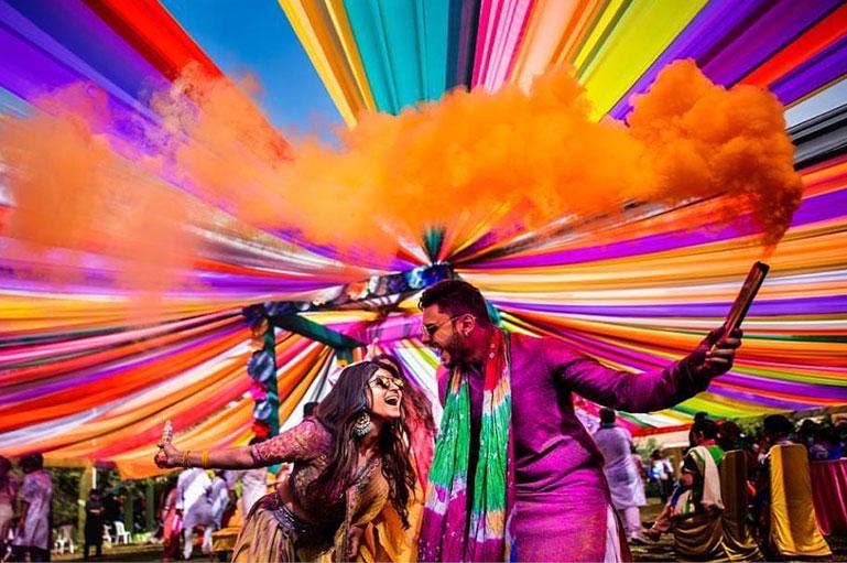 Awesome Decor Ideas to Organize a Fun & Rocking Holi Party