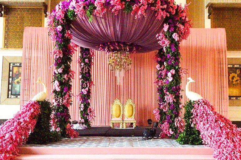 Bookmark these Mandap decors for your dreamy wedding in 2021