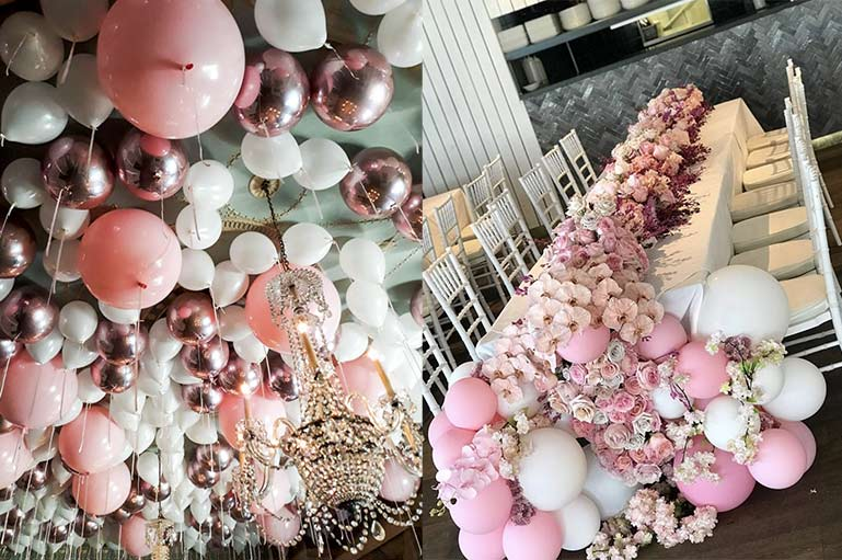 Balloon Decoration Ideas- Unique Ideas to Spice up your Birthday Party