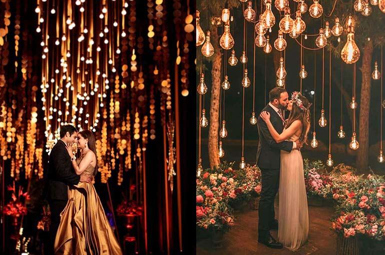 Wedding Lights to Jazz up Every Nook & Corner of Your Wedding Venue