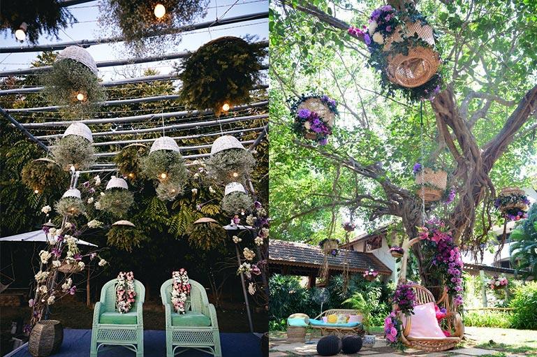 #DecorTrendAlert- Elevate your Summer Wedding with Cane & Wicker Baskets