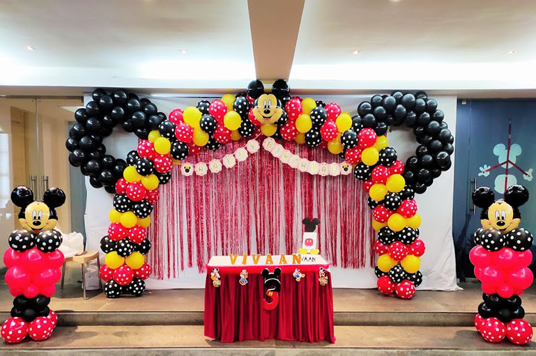 Top 10 Super Fun & Most-liked Birthday Party Theme for Boys