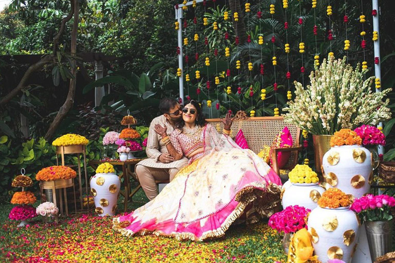 Cool, Unique & Quirky Mehndi Decor Seating Ideas That Are Trending RN!
