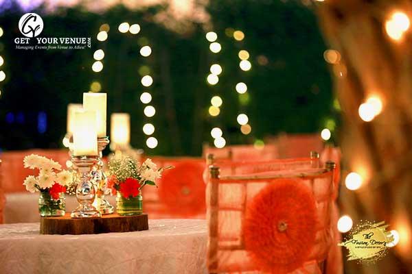 Fairytail wedding theme