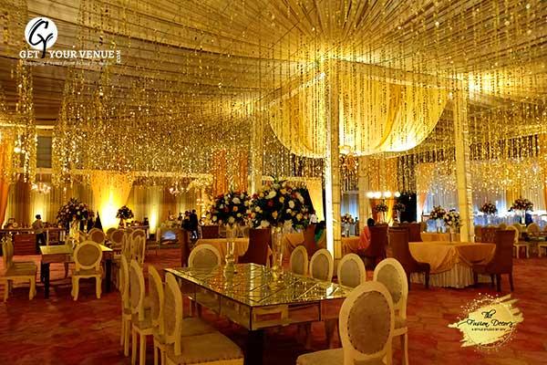 Shimmery Golden theme
